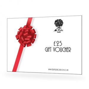 Mr Truffle gift voucher